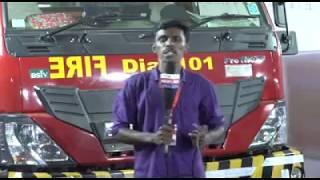 Fire at Kerala School Kalolsavam, Thrissur
