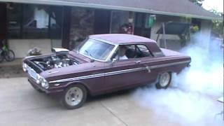 1964 Fairlane Burnout  big cam 460