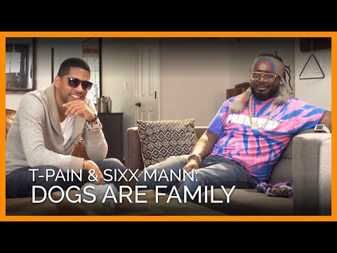 Xxx Mp4 T Pain And Sixx Mann Talk Commitment And Loyalty To Their Dogs 3gp Sex