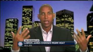 Decision 2010: LeBron's Decision