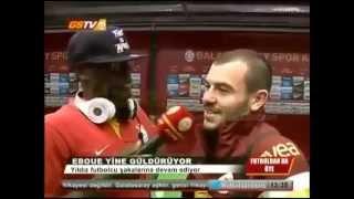 Emanuel Eboue Şakaları :)