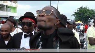 HOMMAGE A PAPA WEMBA / Édition spéciale du Journal Afrique / 24 avril 2016