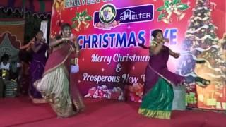 tamil christmas dance manavalen varaporaru