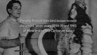 THE REAL FLORENCE FOSTER JENKINS  -  THE LOST FILMS