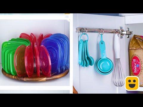 Creative Ways to Organize Your Kitchen DIY Organization Hacks by Blossom