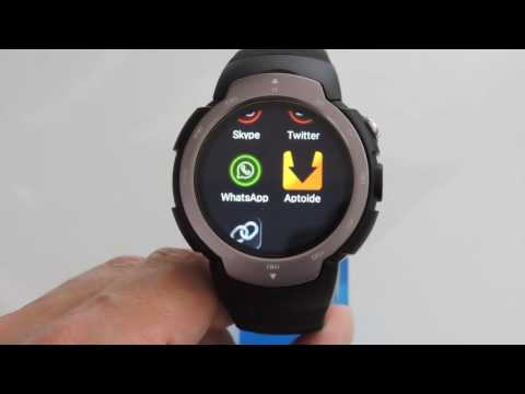 Xxx Mp4 Awatch Stratosphere Android 5 1 Smartwatch Phone 3G Round Display With Camera Zeblaze Blitz 3gp Sex