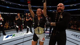 UFC 219: Cris Cyborg - I Love Knockouts