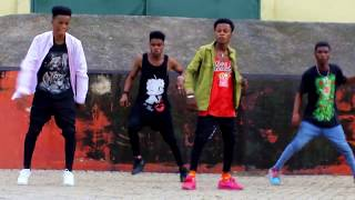AFRO CONGO ALL IN ONE DANCE VIDEO BY YKD yewo krom dancers