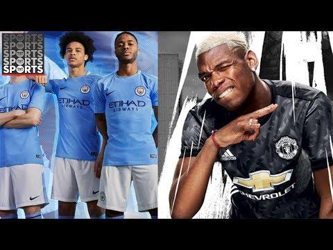 New Premier League Kits 2017-2018