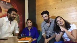 Load Wedding Cast - Fahad Mustafa, Mehwish Hayat and Team - Exclusive Live Interview