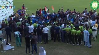 The Final (Pakistan Vs India) 5th Blind Cricket World Cup 2018 Sharjah Cricket Stadium 20/01/2018