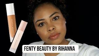 FENTY BEAUTY by RIHANNA....HOT OR NOT?!? - Narithia van Doorn -