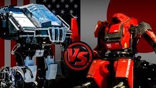 PELEAS de ROBOTS GIGANTES: SON una REALIDAD !!!