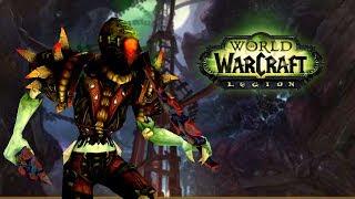 ERSTE RUNDE - Let's Play WoW Legion PvP - Level 110 Gesetzlosigkeit Schurke