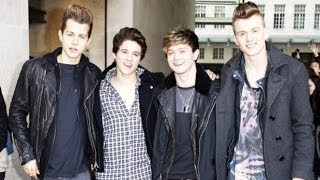 The Vamps- Last Night [Lyrics]