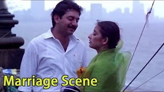 Manisha Koirala & Aravind Swamy Love Scene || Bombay Movie || A.R.Rahman
