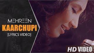 Mehreen - KARCHUPI [DJ AKS REMIX] [LYRICS VIDEO]