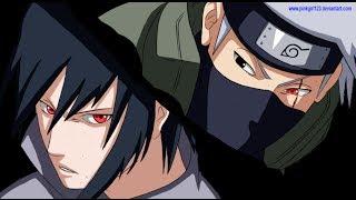 Kakashi vs Sasuke Full Fight English Sub HD