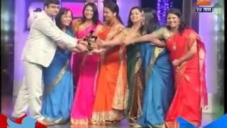 Spot Light : Zee Marathi Awards 19th Ocotber 2015