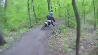 Tomahawk Dirt Bike Ride Memorial Day 2015  Part 1