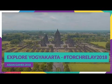 Xxx Mp4 Asian Games 2018 Explore Yogyakarta TorchRelay2018 3gp Sex