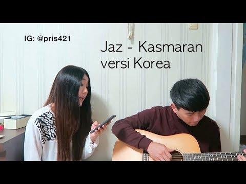 Jaz - Kasmaran cover in Korean & Indonesian mp3