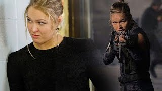 Can Ronda Rousey Act? - AMC Movie News