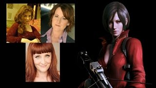 Comparing The Voices - Ada Wong