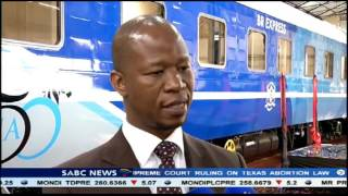 Transnet Engineering completes Botswana Railway train project