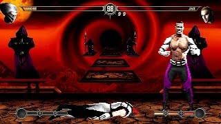 M.U.G.E.N Mortal Kombat 9 - Supreme Demonstration