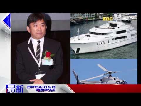 最新》直升機失控墜海 香港TVB主席落海獲救