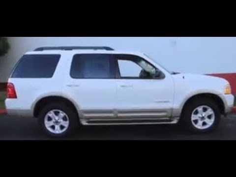 How To Replace A Water Pump In  Ford Explorer   Engine