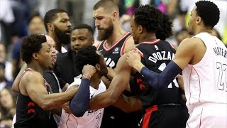 Bradley Beal, John Wall Combine 56 Pts Game 3! 2018 NBA Playoffs