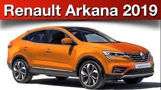 2019 Renault ARKANA coupe -  PERFECT SUV   2019 रेनॉल्ट अर्काना कूप   Renault Motors   2020   India