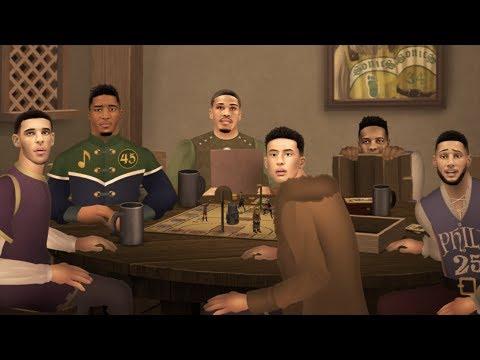Game of Zones S5E7 NBA 1K