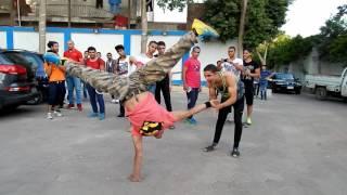 مهارات مجنونة لبطل موسوعة جينيس نسر الكونغ فو crazy skills Jaber