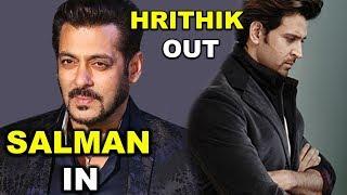 बाप रे बाप ! Tiger Salman Khan से  डर गए Hrithik Roshan कर ली अपनी Film Postponed