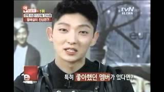 Lee jun ki talks about Yoona
