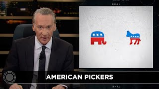 New Rule: Nowhere Else to Go | Real Time with Bill Maher (HBO)
