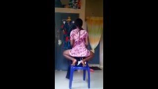 Nigeria big booty twerk
