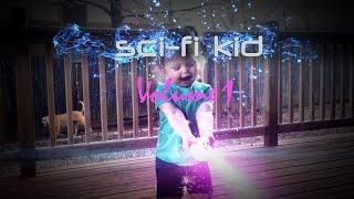 Sci-Fi Kid: Volume 1