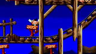 Pinocho - Sega Mega Drive II (Genesis) ROM