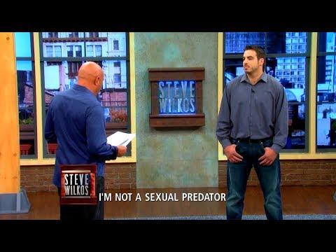 Xxx Mp4 I Didn T Expose Myself At Work The Steve Wilkos Show 3gp Sex
