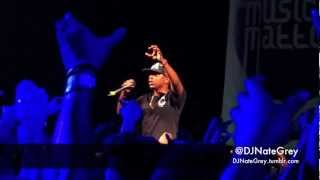 Kendrick Lamar (Live in HD) BET Music Matters Tour @ Howard Theater (DC) [9-15-12]