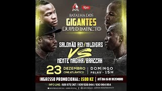 Salomão Rei & Mil Gigas VS Mente Magika & Brazzah   BG 5 TRAILER