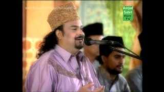 Naqsh e Aqeedat - Amjad Sabri - Sare la makan se talab hui   Hum Tv