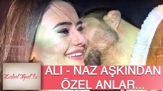Zuhal Topal'la 103. Bölüm (HD) |  Ali ve Naz'dan Duygusal Görüntüler...