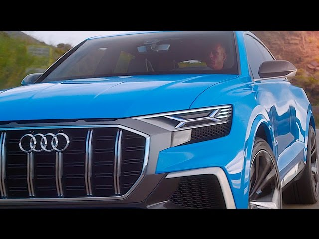 Audi Q8 REVIEW In Detail Driving + Specs World Premiere New Audi  REVIEW 2018 CARJAM TV HD