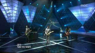 CNBLUE - Now or Never, 씨엔블루 - 나우 올 네버, Music Core 20100306