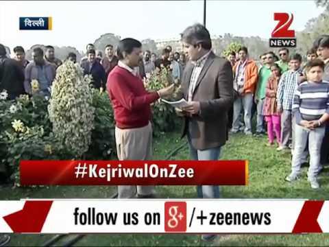 Zee Media's exclusive interview with AAP chief Arvind Kejriwal- Part II